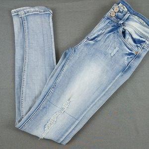 Indigo Rein anklet jeans